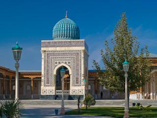Мавзолей Ал-Бухари